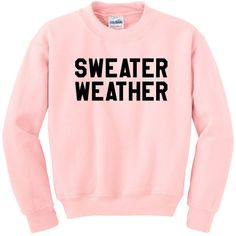 Sweater Weather Unisex Sweatshirt Pullover 4 Colours Cotton &... ($22) ❤ liked on Polyvore featuring tops, hoodies, sweatshirts, black, pullovers, sweaters, women's clothing, sweatshirt pullover, black cotton sweatshirt and black pullover sweatshirt