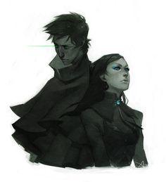 Lexxy Character Illustration Inspiration
