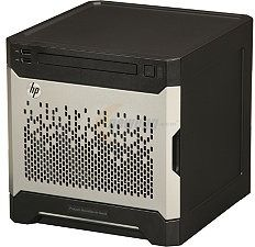 HP ProLiant MicroServer Gen8 Ultra Micro Tower Server System Intel Celeron G1610T 2.3GHz 2C/2T 2GB No Hard Drive Operating S