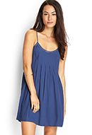 Woven Cami Trapeze Dress. Forever$22