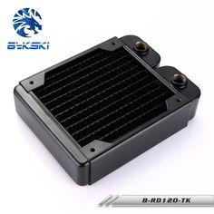 Bykski B Rd120 Tk 120 120mm Double Row Copper Radiator Water