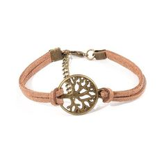 Bohemian Style Faux Suede Emboss Cut Out Tree Bracelet For Women ($1.64) ❤ liked on Polyvore featuring jewelry, bracelets, bohemian jewellery, boho style jewelry, boho bangles, bohemian jewelry and bohemian style jewelry