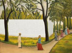 Fala Atelier - A Garden with White Walls