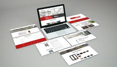 The concept of rebranding and marketing strategy for company from PVC Windows factory. Window Factory, Window Company, Pvc Windows, Web Design, Website, Design Web, Website Designs, Site Design