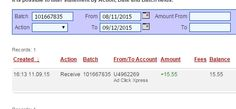 Here is my Withdrawal Proof from AdClickXpress. I get paid daily and I can withdraw daily. Online income is possible with ACX, who is definitely paying - no scam here I WORK FROM HOME less than 10 minutes and I manage to cover my LOW SALARY INCOME. If you are a PASSIVE INCOME SEEKER, then AdClickXpress (Ad Click Xpress) is the best ONLINE OPPORTUNITY for you. http://www.adclickxpress.com/?r=xm33w2656&p=aa