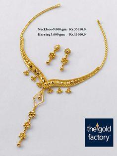 Necklace & earrings 2