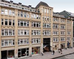 Fassade Große Bleichen | facade