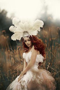 Starlotte by Amanda Diaz on Dreamy Photography, Creative Photography, Fine Art Photography, Fantasy Photography, Fashion Photography, Gothic Fashion, Fashion Beauty, Women's Fashion, Beauty Style