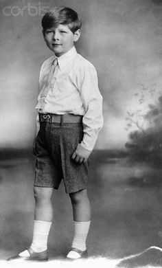 King Michael as a young boy. If his reign, which began in 1927, had been allowed to continue uninterrupted, he would have reigned for 84 years up to the point of his 90th birthday. This would have been one of the longest reigns in history ©Underwood/Corbis