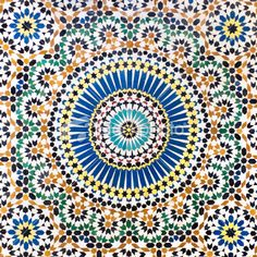 Find This Pin And More On Moroccan Design For Sutton Zillij Mosaics Tile