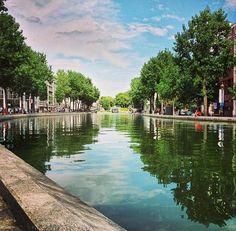 Waterways of Paris