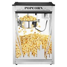 I freaaaaaking love my popcorn maker. Best gift ever! My momma and Daddy gave it to us for Christmas :) Goes along with my other greatest gift from my bro-in-law- a X-box Kinect workout video!
