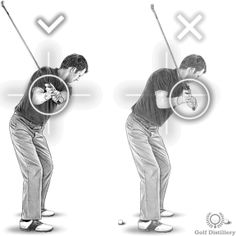 Your chest should be between the target and your hands at the halfway back position of the backswing Golf Backswing, Golf Lessons, Golf Tips, Positivity, Target, Hands, Game, Sports, Hs Sports