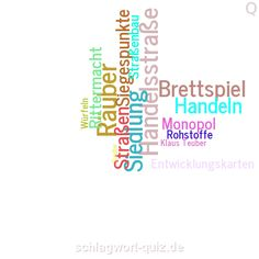 Welches Brettspiel suchen wir? Lösung: http://schlagwort-quiz.de/raetsel/249