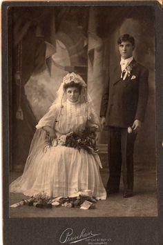 Wedding Milwaukee 1907
