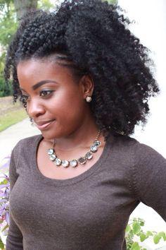 NATURAL HAIR Pelo Natural, Natural Hair Care, Natural Hair Journey, Natural Hair Styles, Natural Beauty, Au Natural, Black Power, Crochet Hair Styles, Crochet Braids