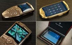 "Tonino Lamborghini Launches New ""Luxury Phones"" and a Tablet"