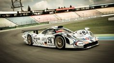 Porsche Le Mans legends - 911 GT1
