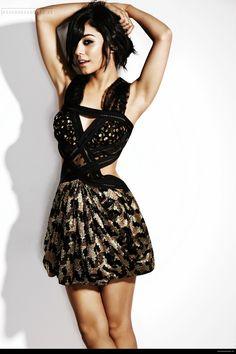 vanessa hudgens, love her dress!