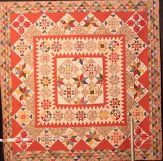 "Traditional quilts - prize Kea Gutker de Geus - Ploegman Quilter: Elly Prins ""Noflik Velserbroek, The Netherlands Old Quilts, Antique Quilts, Scrappy Quilts, Vintage Quilts, Quilting Projects, Quilting Designs, Quilting Ideas, Petra Prins, Primitive Quilts"