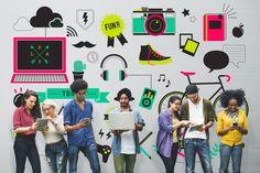 Esta generación llegó para cambiar las reglas del marketing digital. Descubre qué es lo que los diferencia de los millennials y lo que pueden aportar.