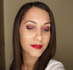 Labios rojos y fucsias | Maquillaje
