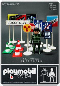 Kraftwerk Playmobil