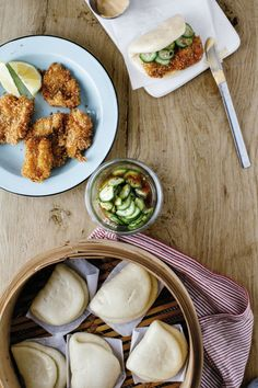 Schnitzel Bao - the ultimate in Jewish fusion