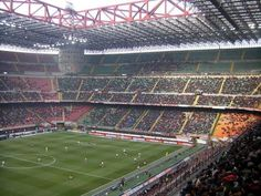 When in Milan you can watch Milan football club playing at Stadium Giuseppe Meazza, climb the stairs of Duomo roof or Branca Tower and enjoy the panoramic view over the city.