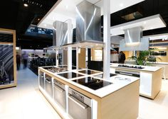 bosch appliance showroom - Google Search