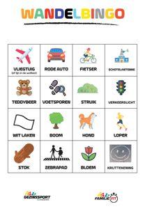 Wandel-BINGO! | FamilieFit Letters, Map, School, Kids, Places, Young Children, Boys, Location Map, Letter
