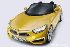 Vorschau BMW 3er GT - perfect except for the godawful color