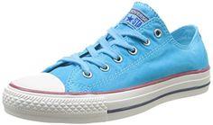 Converse Chuck Taylor All Star Wash Ox, Damen Sneaker  Blau blau 36 - http://on-line-kaufen.de/converse/36-eu-converse-chuck-taylor-all-star-wash-ox-unisex
