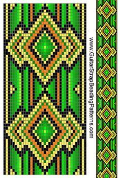"""К галерее  """"Схемы для станочного и ручного ткачества бисером (орнаменты) """"."""