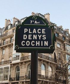 La place Denys-Cochin (Paris 7ème)