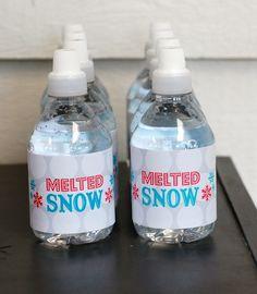 melted snow - Beth Kruse Custom Creations