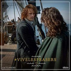 Bon Voyage, Frasers! Safe travels on your journey to France. #ViveLesFrasers http://outlandercommunity.com?vlf=yesoutlandercommunity.com/?vlf=yes