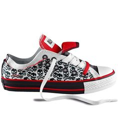Sock Shoes, Cute Shoes, Me Too Shoes, Shoe Boots, Dream Shoes, Crazy Shoes, All Star, Skull Shoes, Skull Fashion