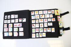 Cuaderno de comunicación alternativa y aumentativa a través de pictogramas inspirado en el método PODD para niños con problemas de comunicación y lenguaje