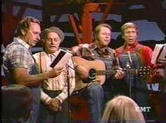 Hee-Haw Gospel Quartet