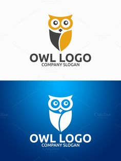 Owl Logo. Logo Templates. $29.00