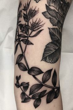 Tattoo uploaded by Tine DeFiore Elbow Tattoos, Knee Tattoo, Up Tattoos, Leaf Tattoos, Body Art Tattoos, Sleeve Tattoos, Cool Tattoos, Forarm Tattoos, Tatoos