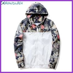 Cheap bomber jacket men, Buy Quality floral bomber jacket men directly from China men hooded jacket Suppliers: Grandwish Floral Bomber Jacket Men Hip Hop Slim Fit Flowers Pilot Bomber Jacket Coat Men's Hooded Jackets Plus Size , Floral Bomber Jacket, Bomber Jacket Men, Print Jacket, Windbreaker Jacket, Hooded Jacket, Bomber Jackets, Bomber Coat, Man Jacket, Tracksuit Jacket