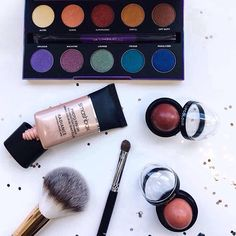 New on our beauty desk: this stunning @urbandecaycosmetics eyeshadow palette @smashboxsa foundation primer and @yardleylondon_sa BB Lipcolour  #MCBeauty  via MARIE CLAIRE SOUTH AFRICA MAGAZINE OFFICIAL INSTAGRAM - Celebrity  Fashion  Haute Couture  Advertising  Culture  Beauty  Editorial Photography  Magazine Covers  Supermodels  Runway Models