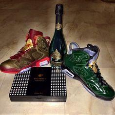 Air Jordan 12 OVO 'White & Metallic Gold' Release Date. Nike