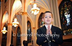 Latterell Photography: First Communion