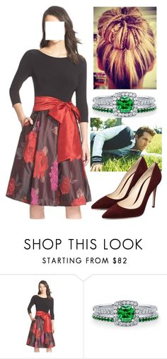 """(pls rd!)Having a photocall in honour of their engagement in the gardens of Kensignton Palace"" by theprincessofwales ❤ liked on Polyvore featuring Eliza J and BERRICLE"