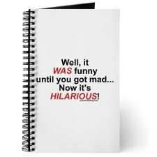 Was Funny Journal