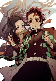 Introducing our newest line of items for the newest anime this year - Demon Slayer (Kimetsu no Yaiba). Just get it all here only in RykaMall and have fun. Demon Slayer, Slayer Anime, Anime Fantasy, Humour Geek, Manga Dragon, Tamako Love Story, Anime Kunst, Fan Art, Geek Girls