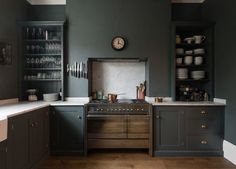 12 Farrow and Ball Kitchen Cabinet Colors - For the perfect English  Kitchen - Looks like DOWN PIPE